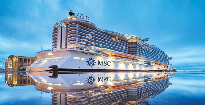 MSC Magnifica MSC World Cruise 2020